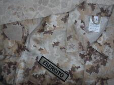 uniforme mimetica vegetata desert missione  esercito italiano
