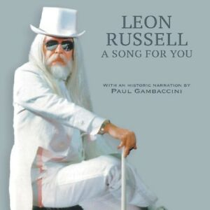 LEON RUSSELL - A SONG FOR YOU  2 CD NEUF