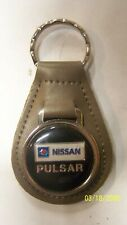 NISSAN PULSAR LEATHER KEY CHAIN
