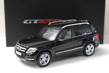 1:18 Welly GTA MERCEDES GLK X 2013 Black SP NEW chez Premium-modelcars