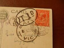 More details for sale victoria cancel postage due austrlia philatelic broadford skye     p11 j20