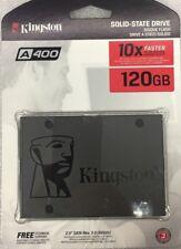 """**BRAND NEW** KINGSTON A400 2.5"""" - 120GB HDD/SSD SATA III"""