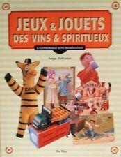 LIVRE : JEUX & JOUETS VINS & SPIRITUEUX SUZE,RICARD,J&B