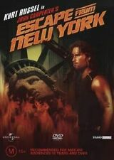Escape From New York (DVD, 2004)