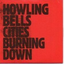 (999F) Howling Bells, Cities Burning Down - DJ CD