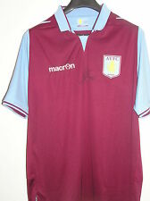 Andreas Weimann Signed Unworn + Tags Attached Aston Villa FC 2012/13 Home Shirt