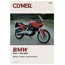 Clymer BMW - F650, 1994-2000 by Clymer Publications Staff and Penton Staff...