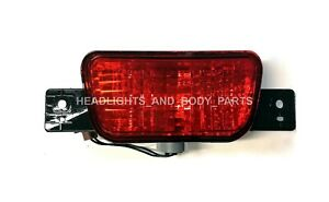 Rear Tail Bumper Fog Light Lamp Spare Tire fits for Mitsubishi Pajero 2006.09-
