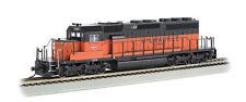 Spur H0 - Diesellok SD40-2 Milwaukee Road mit DCC - 60915 NEU