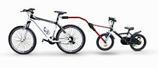 Trail Angel Kinder Fahrrad Abschlepp Tandem-teilvormontiert !- Farbe:rot, 000304