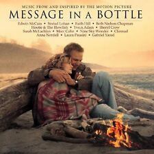 MESSAGE IN A BOTTLE-PIANO/VOCAL/GUITAR CHORDS MUSIC BOOK-FROM MOVIE SONGBOOK-NEW