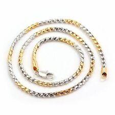 6d8ef691f525 Collares y colgantes de bisutería cadena de color principal oro oro ...