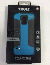 Thule Atmos X3 Ultra Tough Slim Case Galaxy S5 - Thule Blue/Dark Shadow