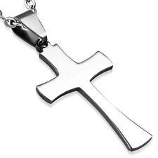 Zense - Pendentif homme croix latine et pattée ZP0176