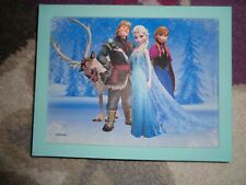 Disney Frozen light up small picture wall hanging or standing