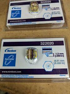New Nordson  Saturn Glue Nozzle 322020