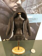 Hot Toys MMS209 Ironman 3 Mechanic 1:6 Tony Stark action figure's jacket Hoodie