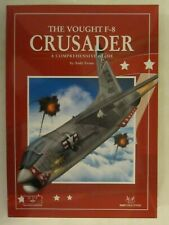 The Vought F-8 Crusader- SAMI MDF 32 - Color Throughout