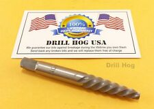 #4 Spiral Easy Out EZ Out Round Screw Extractor Bolt Drill Hog Lifetime Warranty
