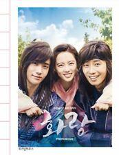 Hwarang The Poet Warrior Youth Korean Drama Photo Book Hardcover Park Seo Joon