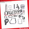 Rebuild Kit Fit Briggs & Stratton 5HP Engine Piston Gasket Tune Up 5HP Standard