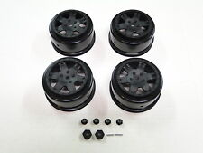 NEW TLR LOSI 22SCT 3.0 Wheels Set Front & Rear +Hex Nuts 2.0 LR37