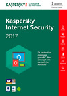 Kaspersky Internet Security 2017 1 PC / 1 AN Multi-Device