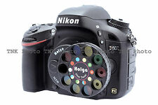 Holga Turret Lens for Nikon Df D3300 D750 D5500 D810A D7200 D500 D5 D5600 D3400