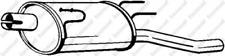 Endschalldämpfer für Abgasanlage BOSAL 185-627