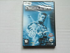 PC DEUS EX: INVISIBLE WAR WIN 98 SE/2000/XP Action - Shooter, Stealth NEW & SEAL