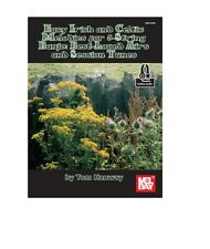 Mel Bay 21598M Easy Irish and Celtic Melodies for 5-String Banjo: Best-Loved Air