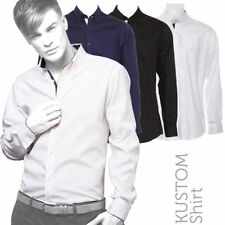 Cotton Regular Long Big & Tall Formal Shirts for Men