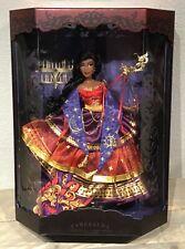 Disney Designer Midnight Masquerade Esmeralda doll NRFB LE 5200 11 inch