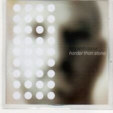 (EO812) City And Colour, Harder Than Stone - 2014 DJ CD