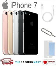 iPhone 7 32GB 128GB Unlocked Smartphone Pristine Condition With Box All Colours