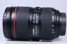 Danneggiati 24-105MM f/4L CANON EF IS USM Lens-II solo parti