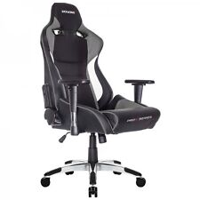 AKRACING ProX Gaming Stuhl Gaming Chair AK-PROX-GY grau / schwarz
