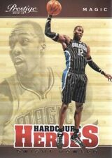 2012 13 Prestige Hardcourt Heroes #10 Dwight Howard Orlando Magic NM NBA Insert