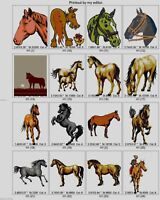 1,500+ BROTHER COWBOY & INDIANS, HORSES EMBROIDERY MACHINE DESIGN COLLECTION PES