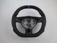 OPEL VAUXHALL ASTRA H III VXR Steering wheel Flattened bottom & top Thumbs Thick