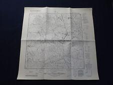 Landkarte Meßtischblatt 2254 Pribbernow / Przybiernów, Krs. Cammin, Pommern 1942