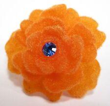 Modeschmuck-Ringe aus Kunststoff mit Kristall