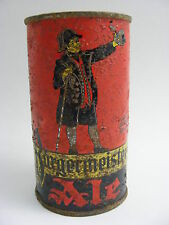 Burgermeister Ale 12oz Flat Top Instructions Beer Can San Francisco 1930s RARE