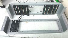 4U  ST Fibre Patch Panel Module Frames Digital SD HD Transmission Broadcasting