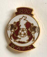 Badge Pin Enamel lapel Wilton Albion Football Club 1890 WAFC Non-League