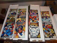 Adventures Of Superman #0 & 508-517 1994 DC Comic Book Run OF 11 NM Condition