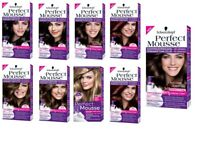 Schwarzkopf PERFECT MOUSSE Hair Color Ammonia Free  Shades