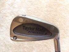 Taylormade Ti Bubble 2 3 Iron S-90 Stiff Flex Graphite Shaft
