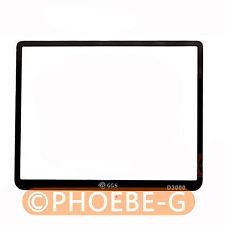 GGS LCD Screen Protector vetro ottico per Nikon D3000