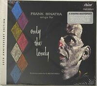 Frank Sinatra - Only The Lonely (60th Anniversary) (2xCD Digipak) New Sealed